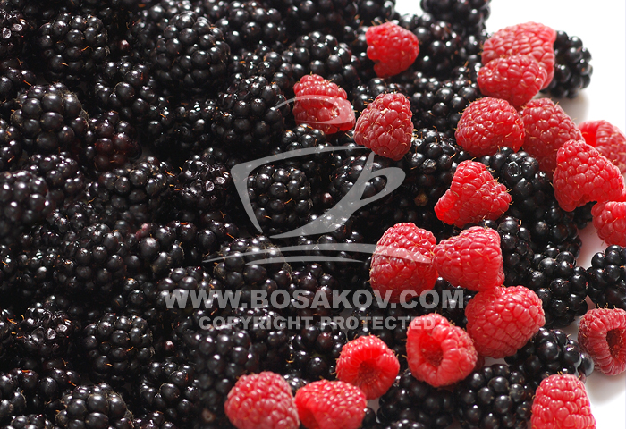 Снимки на горски плодове