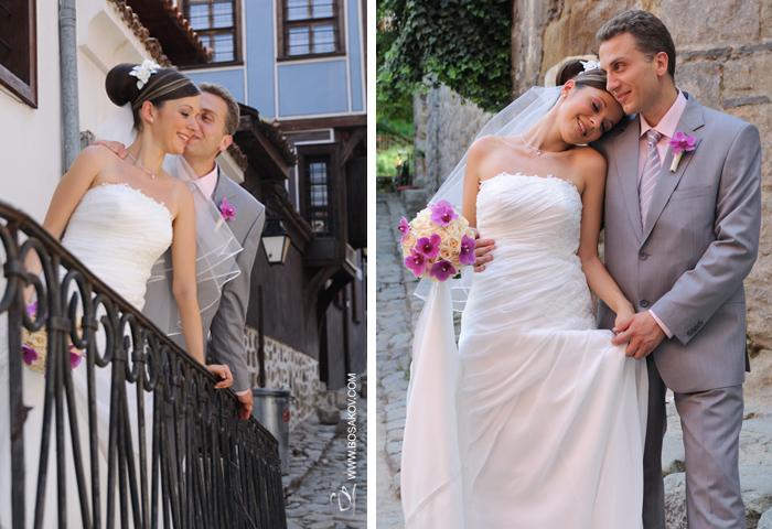 Сватбенa фотография в гр. Пловдив