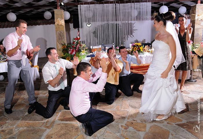 Сватбено парти, Пазарджик