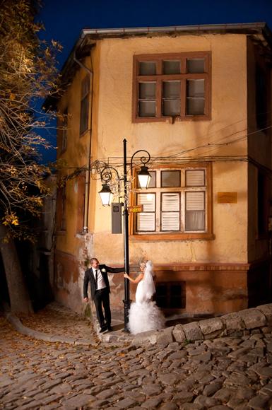 фотосесия в Пловдив, Стария град