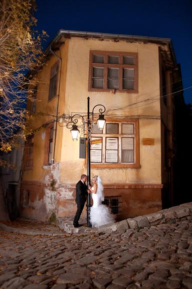 фотосесия в Стария Пловдив