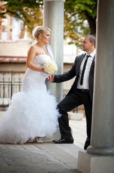 сватбени мигове