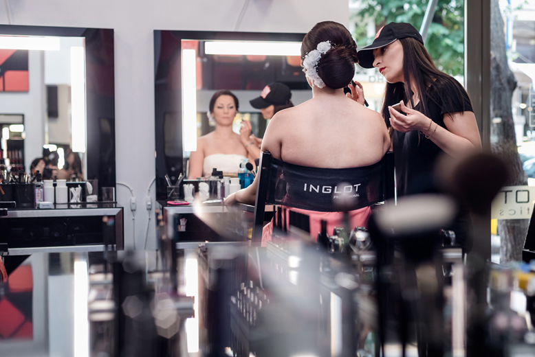 Inglot Make-up