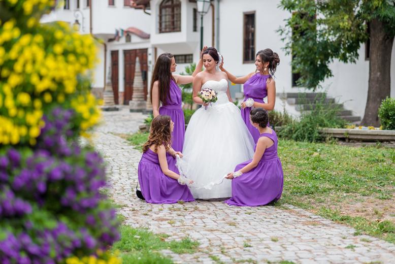 Сватбена фотография Димитър Босаков